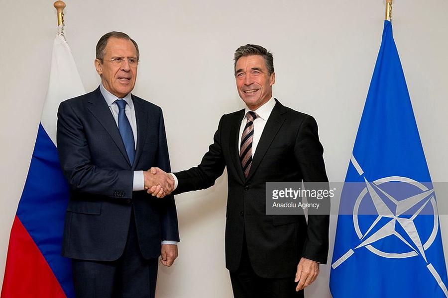 NATO-Lavrov
