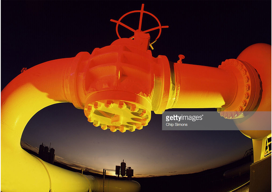 О новом способе вынудить Россию платить за Украину Gaz-Pipeline