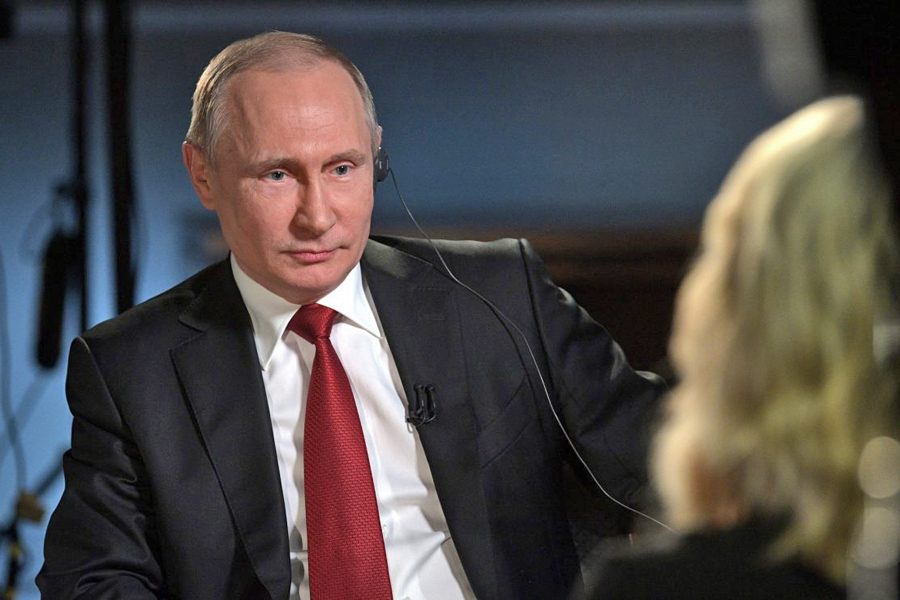 Putin-interview