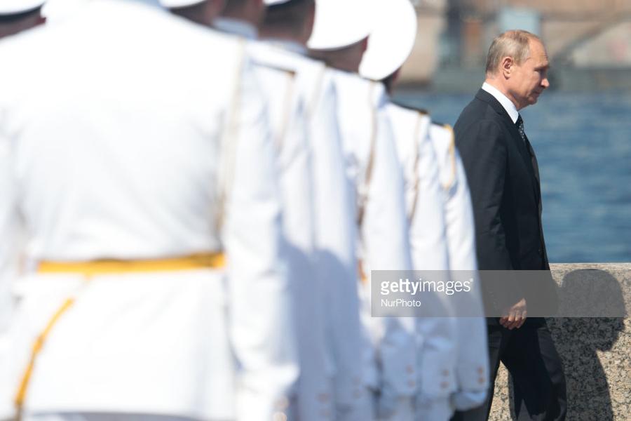 Putin-Navy