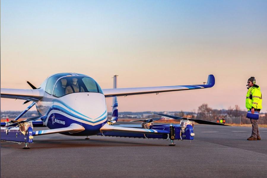 PAV-Boeing