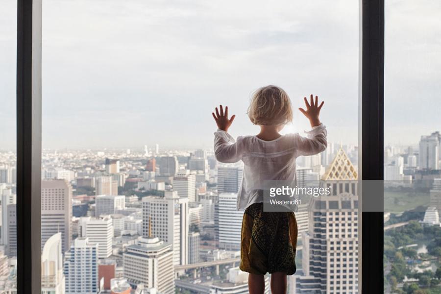 Skyskrapers-Child