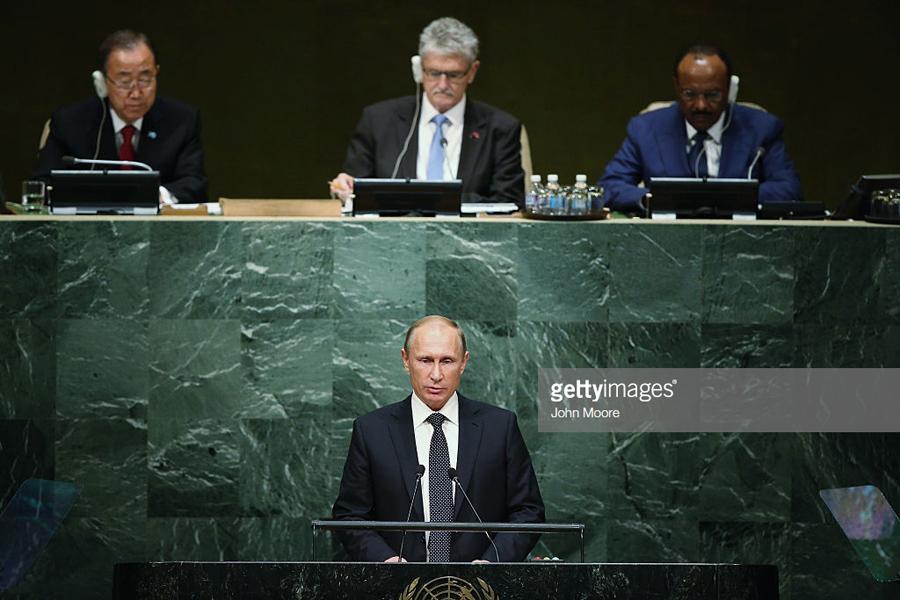 Putin-UN