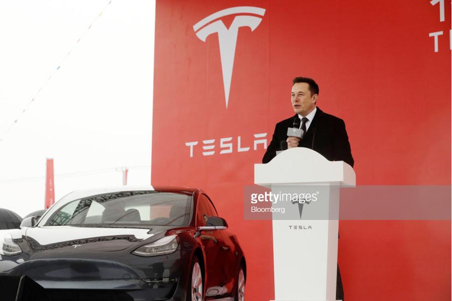 Tesla снизила стоимость всех трех версий электромобиля Model 3