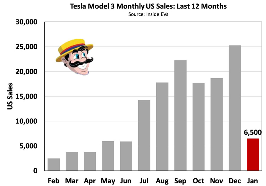 Tesla-Sales-USA