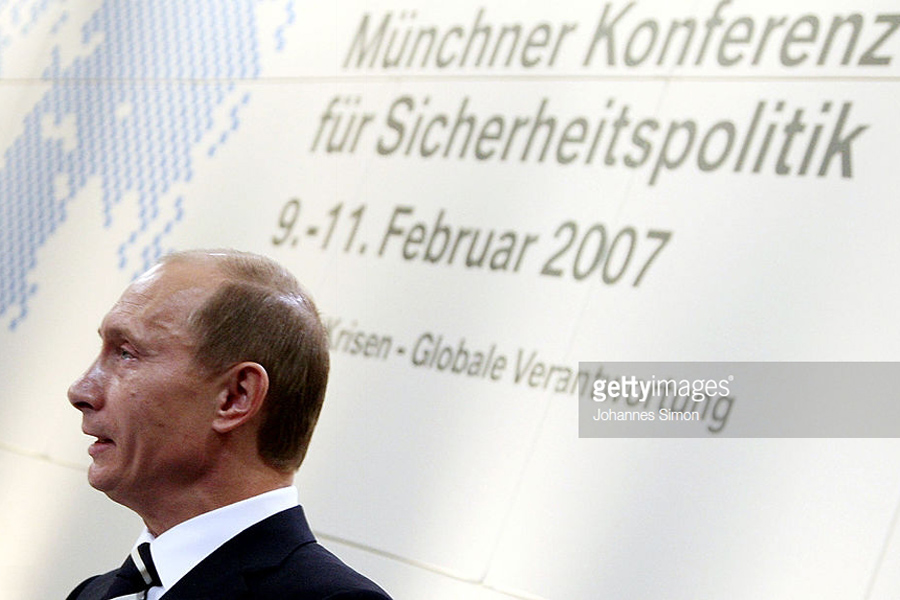 Putin-Munich