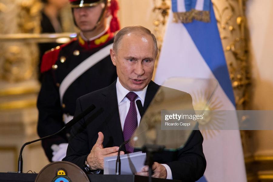 О верном способе говорить с Путиным Putin-Talks