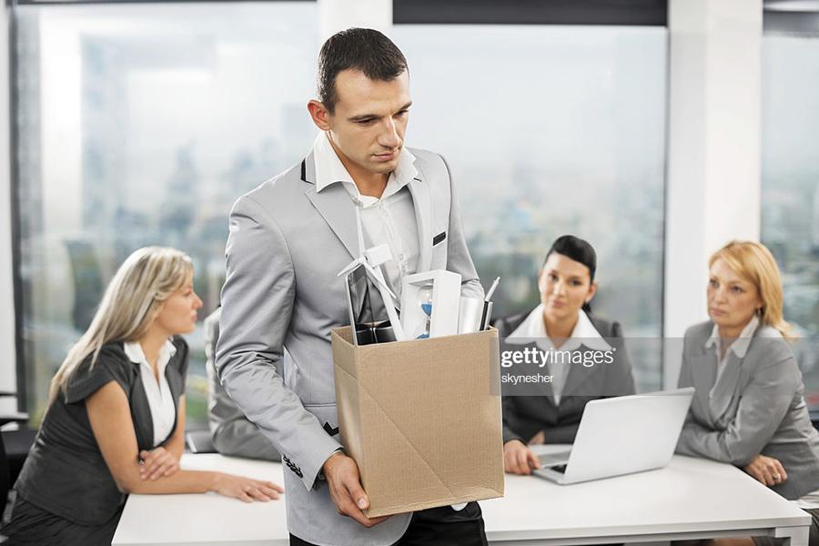 О хитром трюке ушлого работодателя Fired-Man