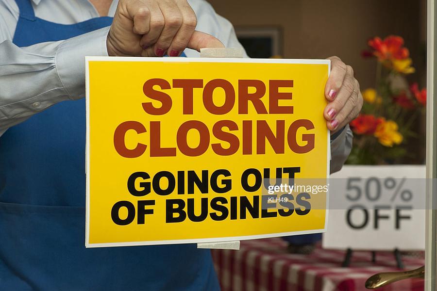О приближающемся старте финальной распродажи России Going Out of Business