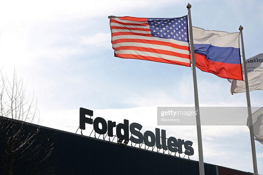 О показательном бегстве легенды из России Ford-Sollers