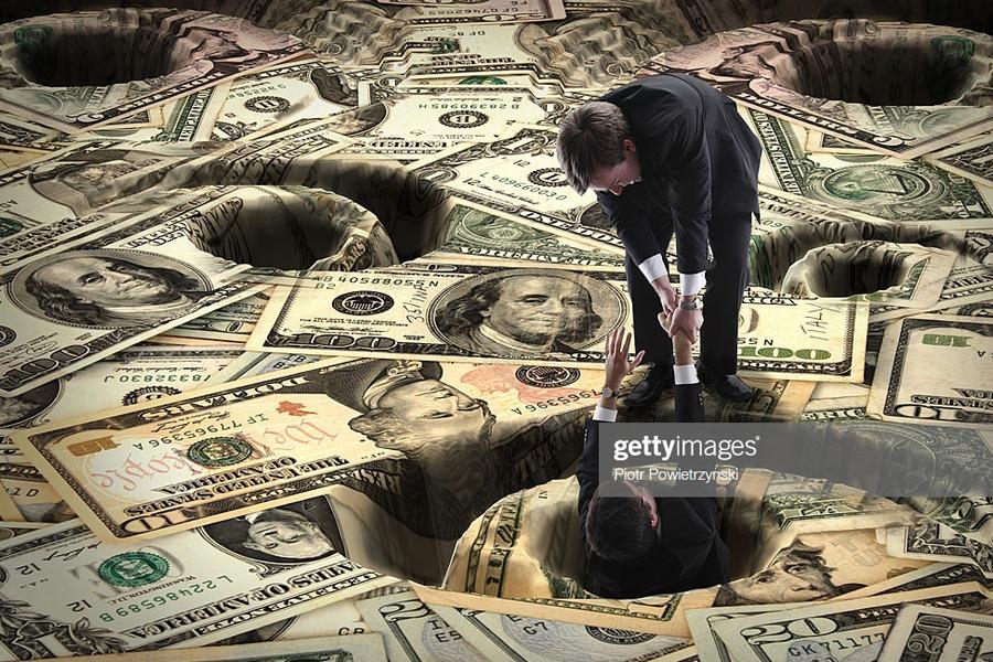 Land of money field