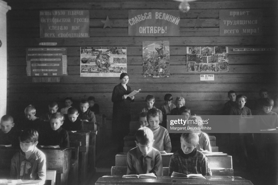 О мифе про бесплатное образование в СССР School-USSR