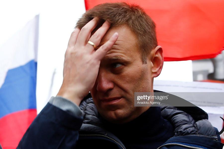 Navalny-Meeting