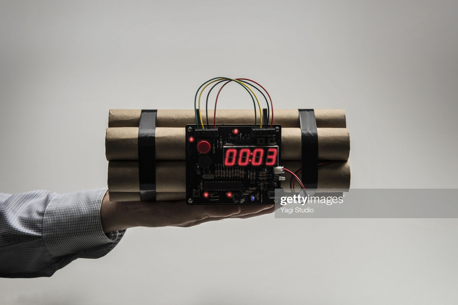Bomb-Timer