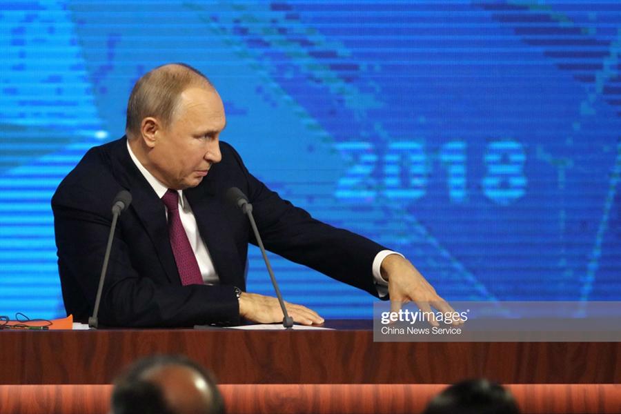 Putin-power