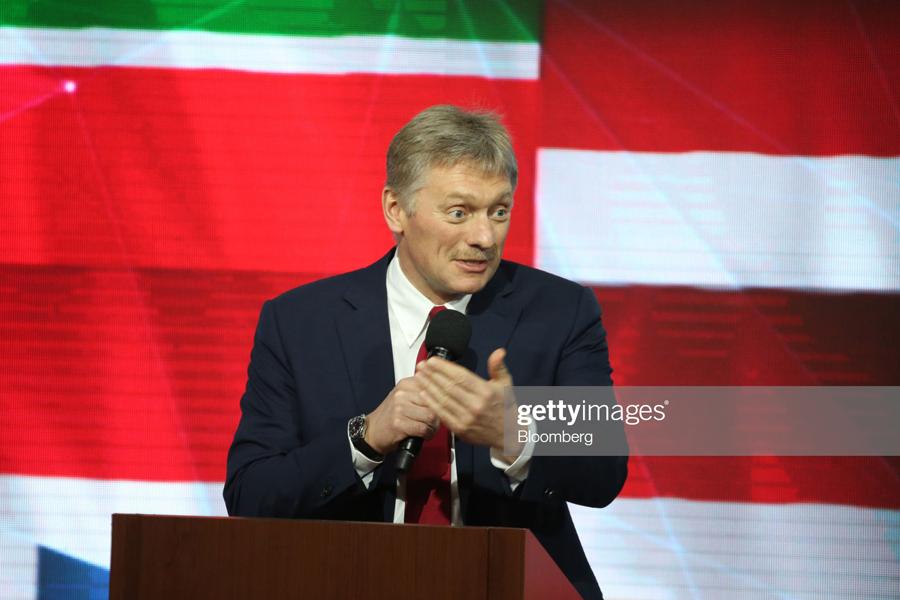 О полном провале путинских патриотов Peskov