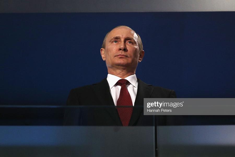 Putin-Top