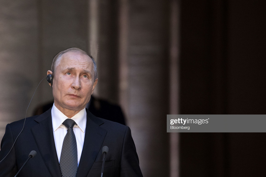 Small-Putin