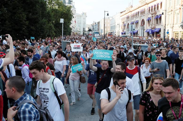 О следующей стадии московского протеста Mos Protest