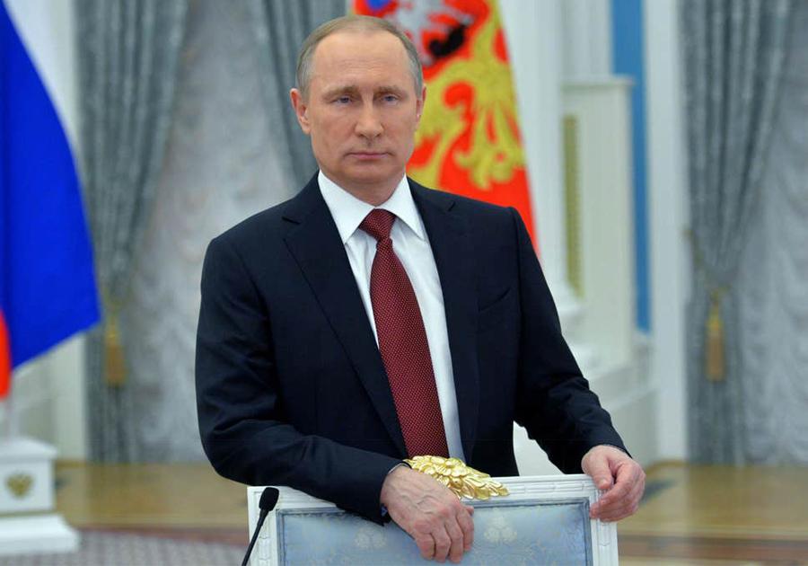 Putin-look