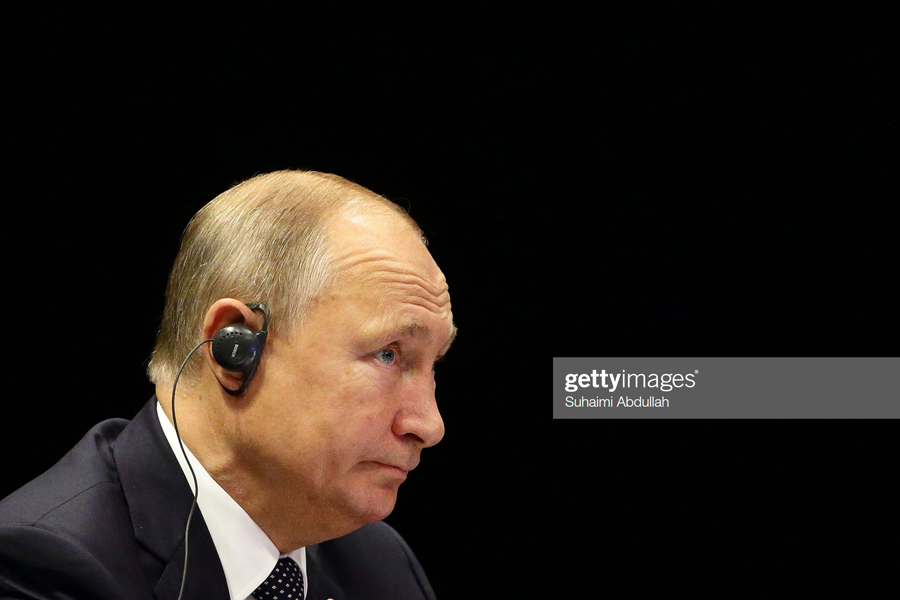 Putin-Profile