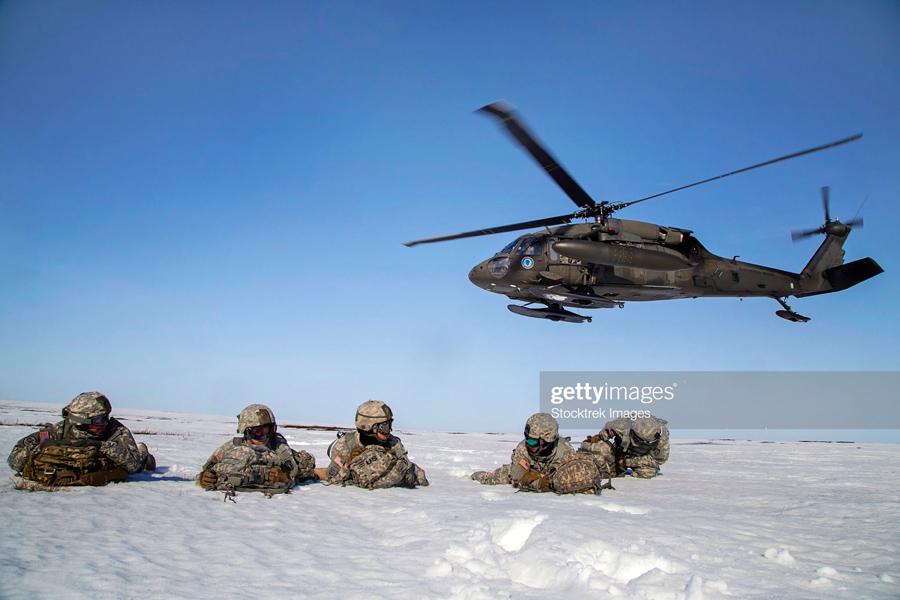Army-Snow