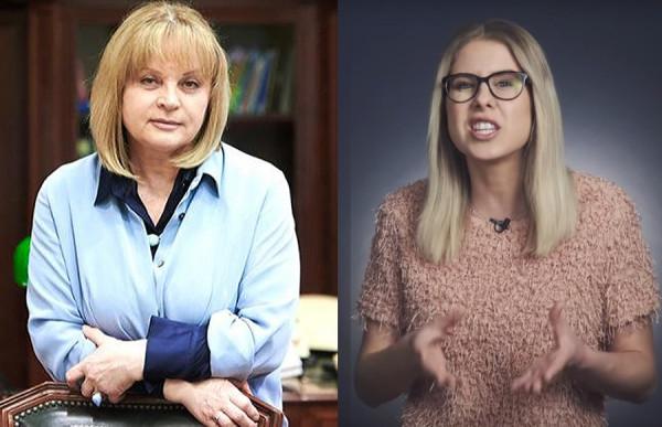 О битве блондинок: Памфилова vs Соболь – кто прав, кто нет