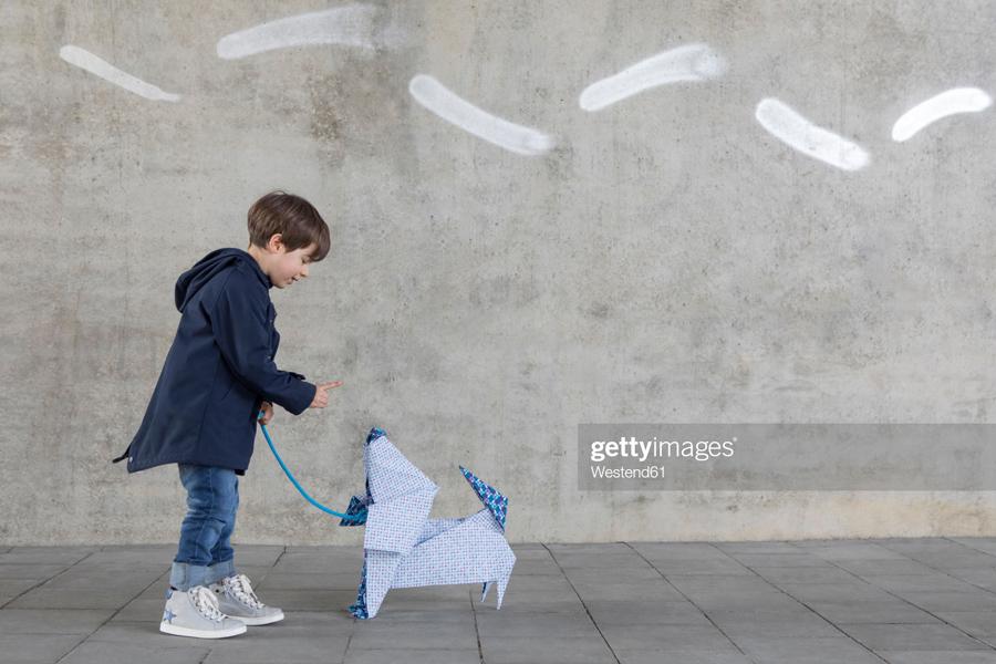 Paper-Dog