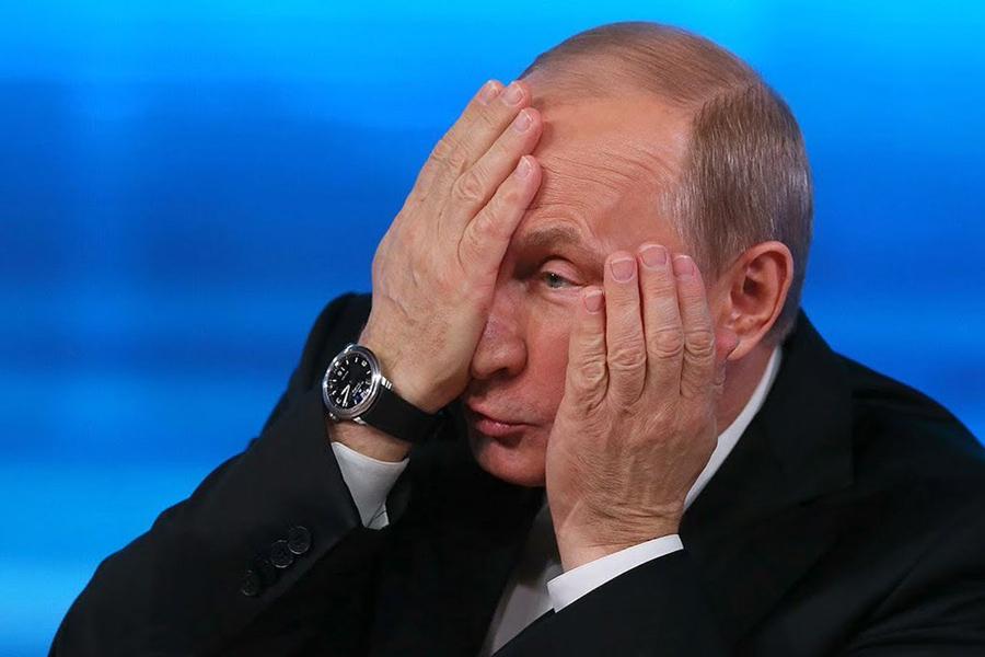Putin-Face