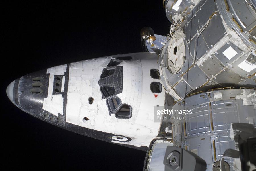ISS-Shuttle