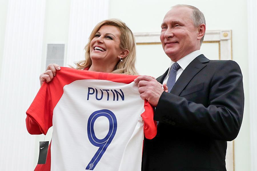 Croatia-Putin