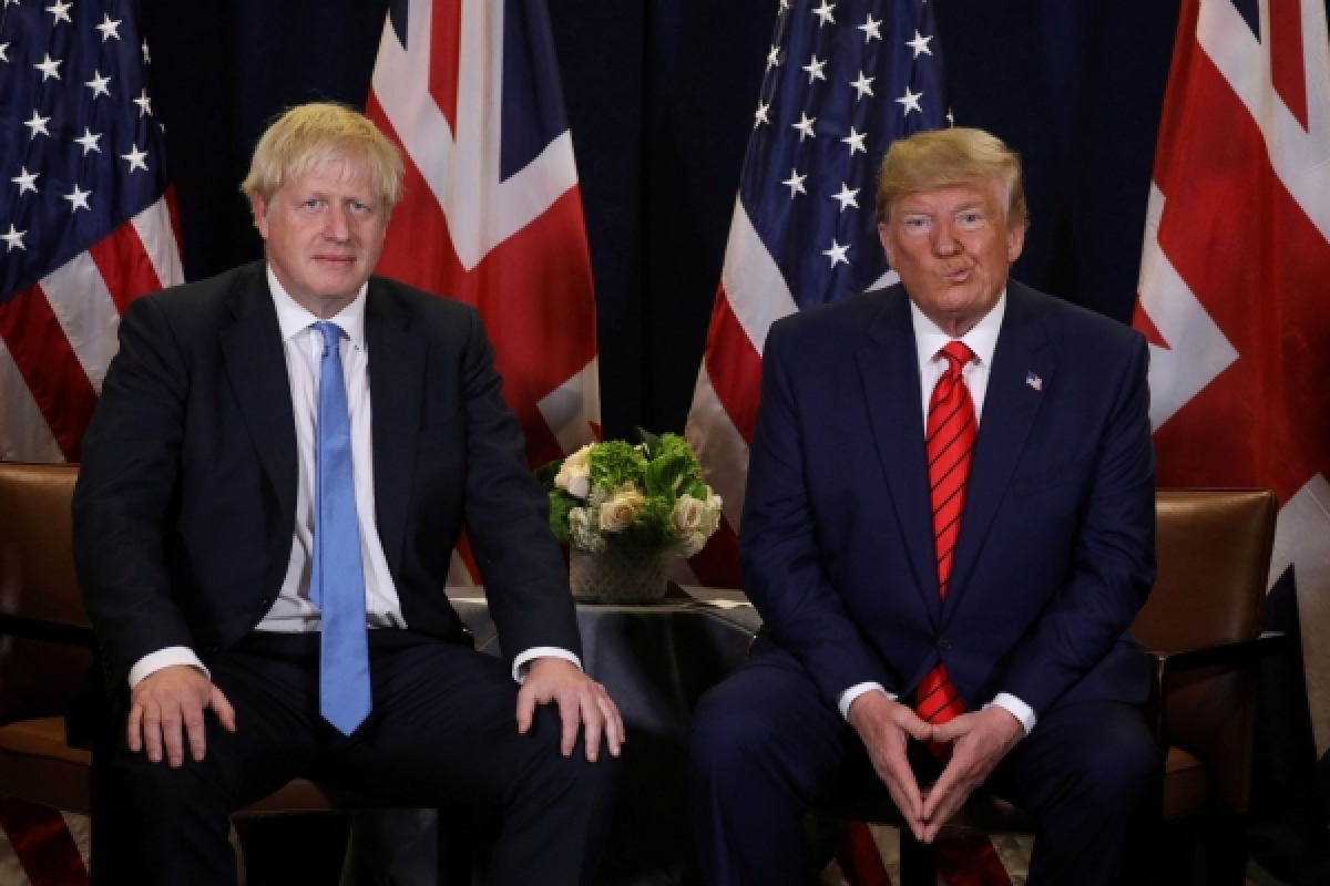 Trump-Johnson