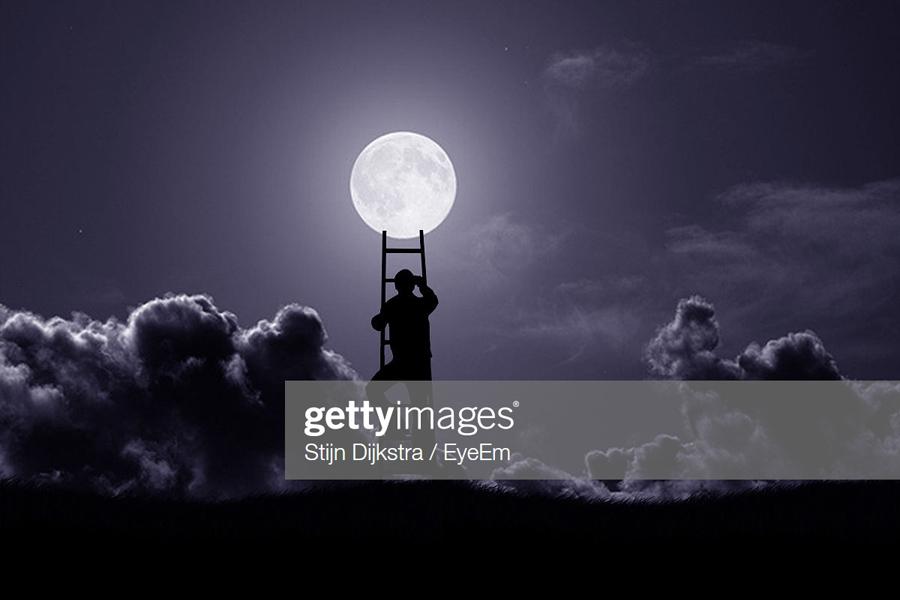 Moon-Climbing