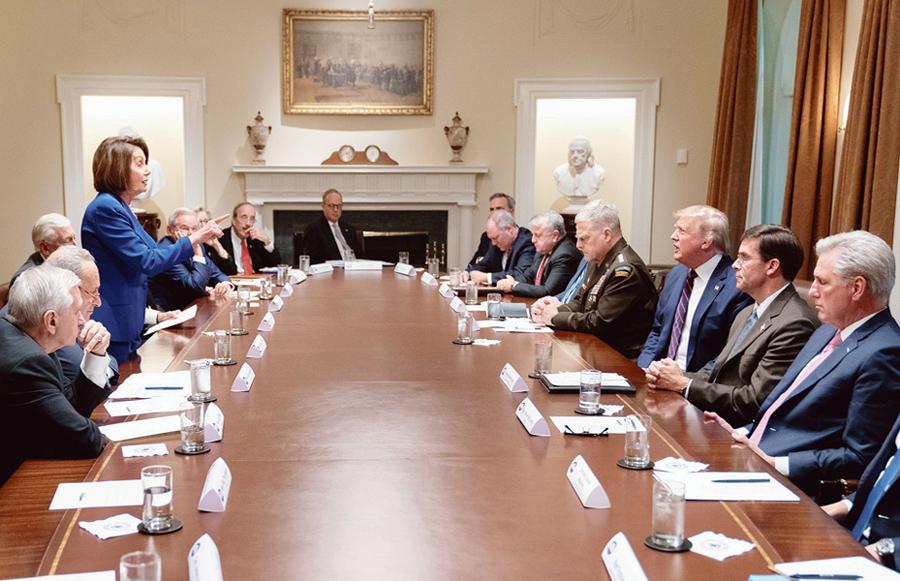 Trump-Fractions