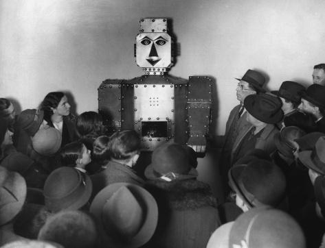 Robot-Seller