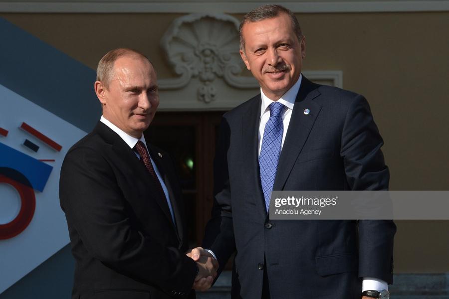 Putin-Erdogan-Spb