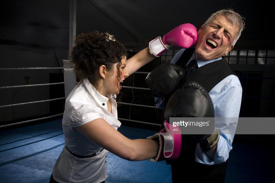 О мощном ударе в самое уязвимое место России Boxing-Female