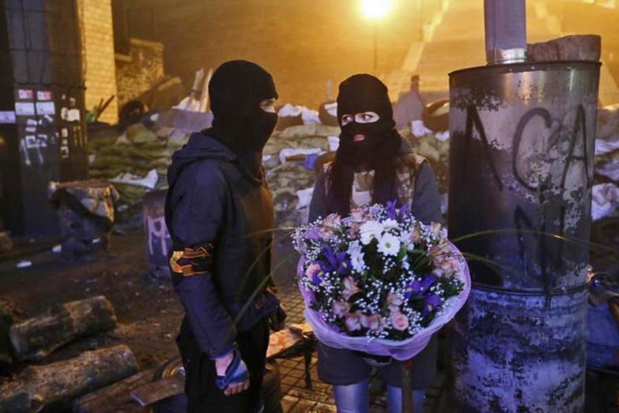 Couple-Maidan