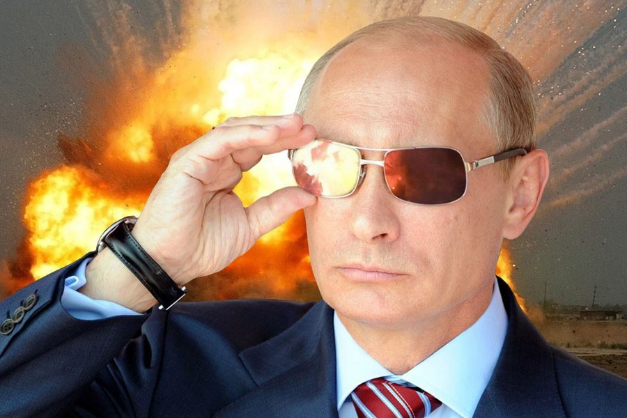 Sunglass-Putin
