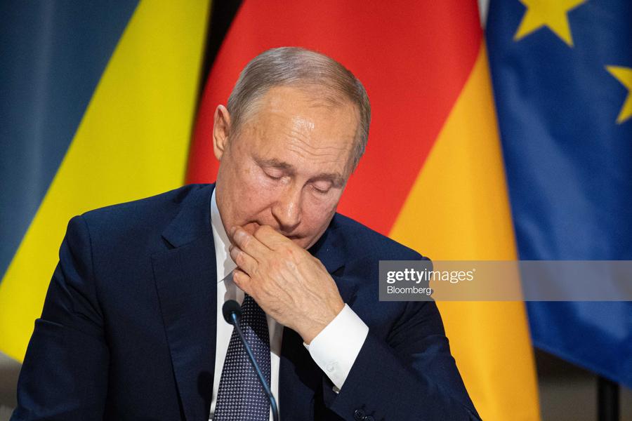 Putin-German