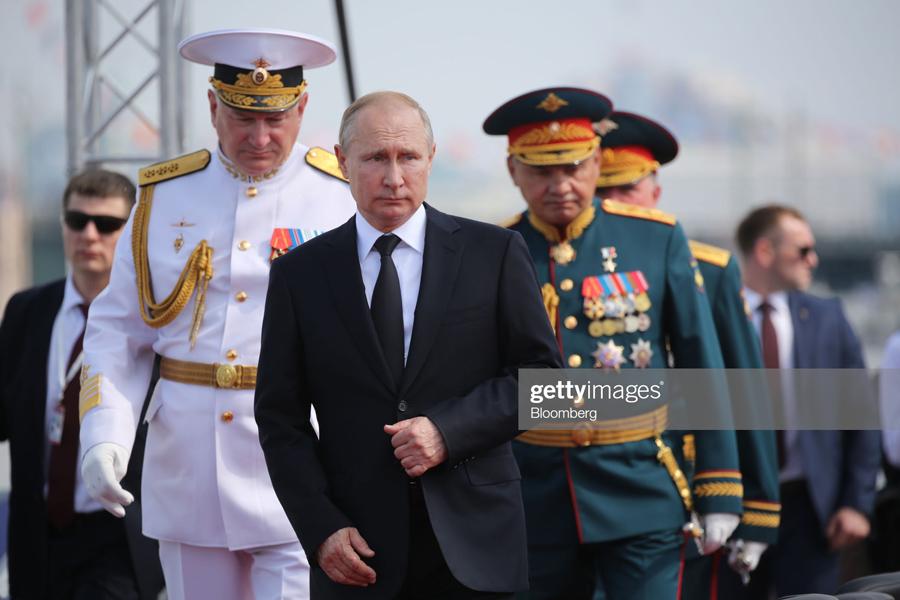 Putin-Parade