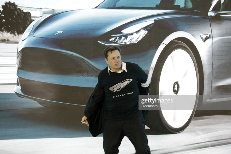 Musk-Plant
