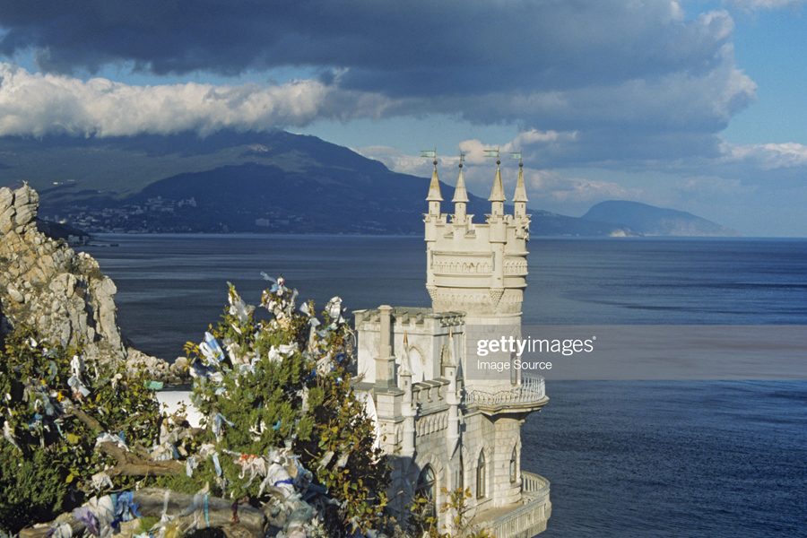 castle crimea