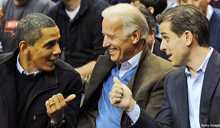 Bidens+Obama