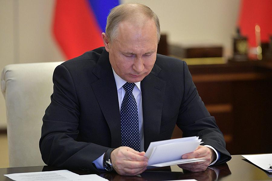О беспощадном обнулении Владимира Путина