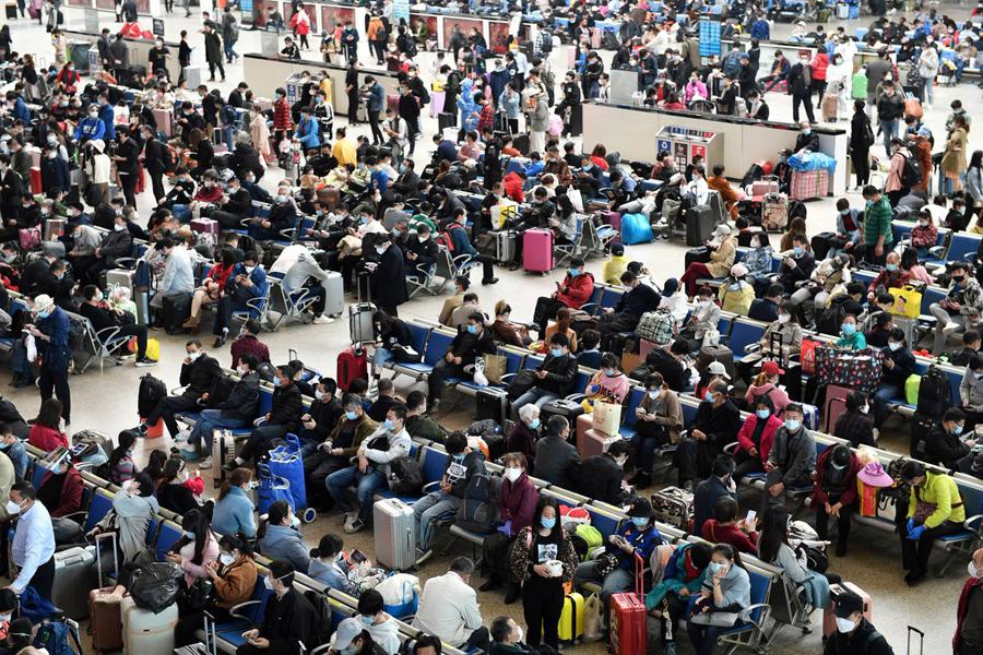 О «чудесном» спасении от вируса Wuhan-Rail