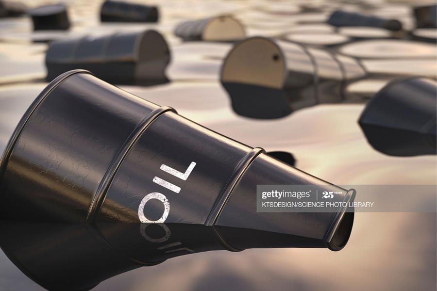 Barrels-Oil