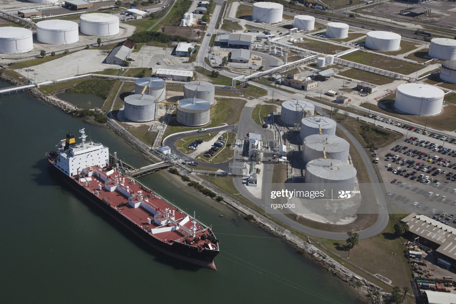 Crude-Oil-Tanker