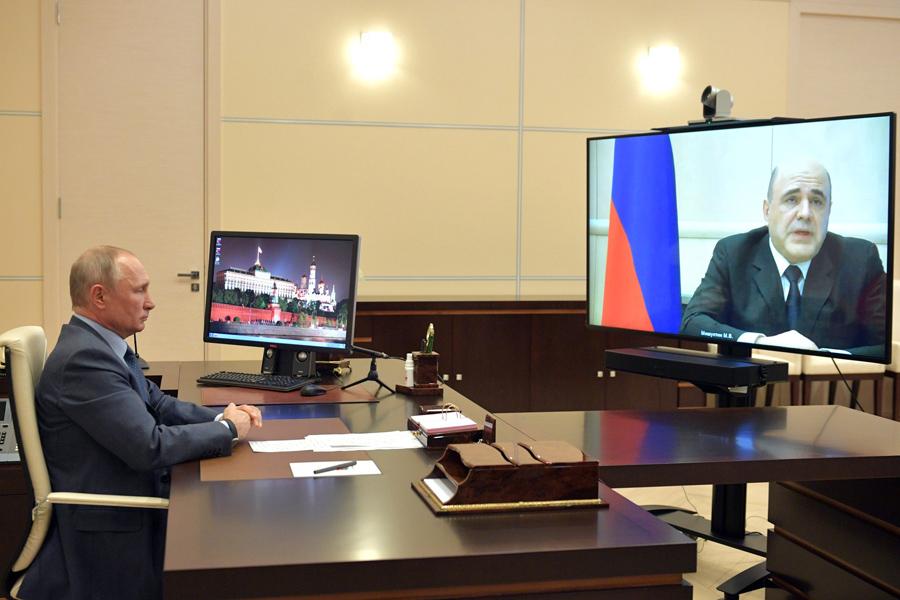30-04-2020-Putin-Mishustin