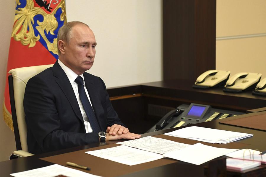 CIC-Putin